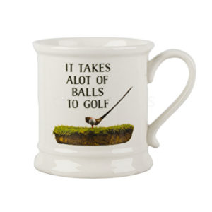 Taza creative tops golf