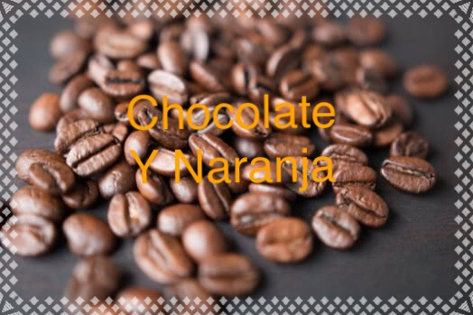 Café Aromatizado Chocolate y Naranja