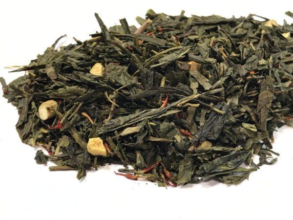 Té Verde Ginseng Rojo y Lima