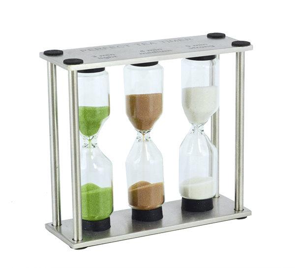 Relojes de arena perfect tea timer