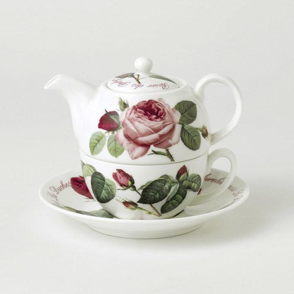"Tea for one Rosa de Versalles ""Roy Kirkham"""
