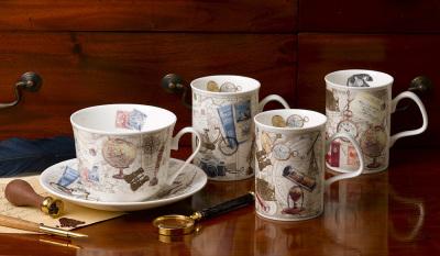 Tisaneras y tazas (té y café)