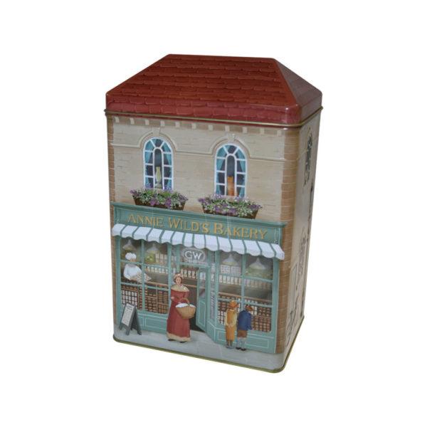 """Lata de galletas Cottage Bakery Annie Wild """"Grandma wild´s"""""""