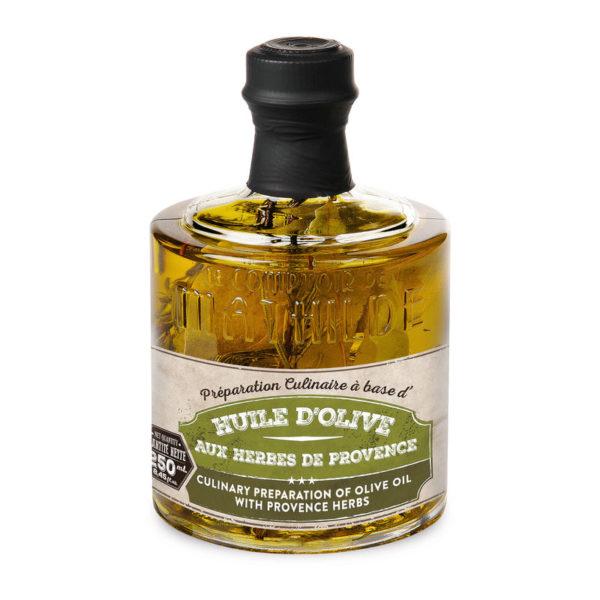 """Aceite de oliva a las hierbas de la Provenza """"Le Comptoir De Mathilde"""""""