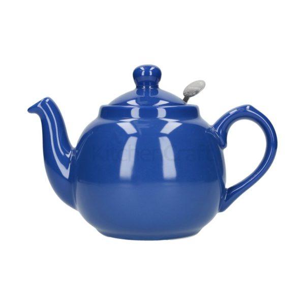 """Tetera Farmhose French blue 2 tazas """"London Pottery"""""""