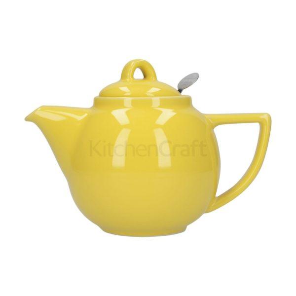 "Tetera geo filter lemon 2 tazas ""London Pottery"""