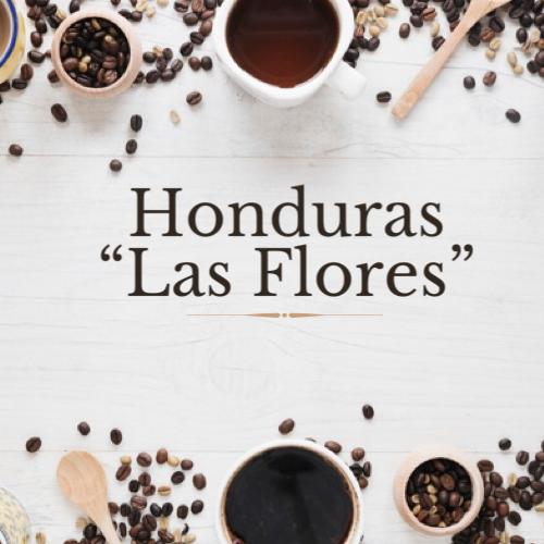 Café Honduras Marcala-Las Flores-
