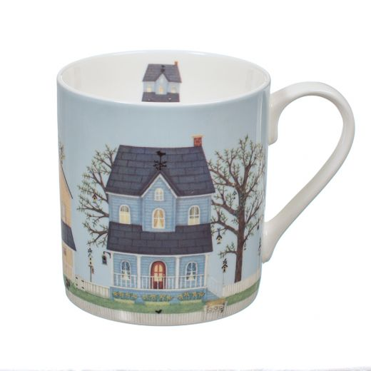 """Taza Country House By Sally Swannell Mug """"Wrendale"""""""