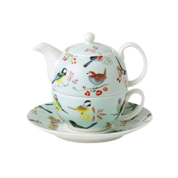 "Tea for one Birdsong ""Roy Kirkham"""