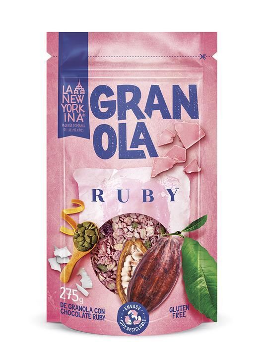"""Granola Ruby """"La Newyorkina"""""""